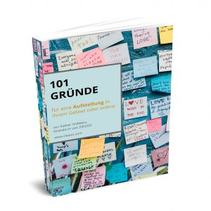 """KOSTENLOSES E-BOOK """"101 Gründe für eine Konstellation"""""""