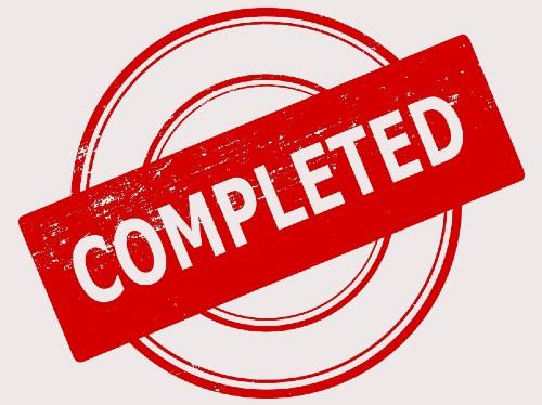ZIESOO Training Completeness