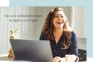 ZIESOO Fais une constellation dans ta région ou en ligne.