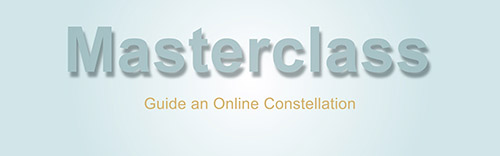 ZIESOO Masterclass Guiding an Online Constellation